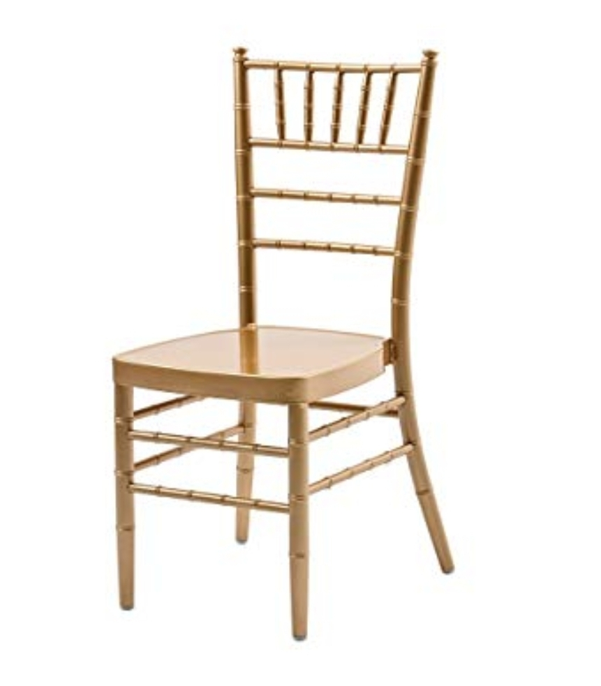Wedding Chair Rentals.Gold Chiavari